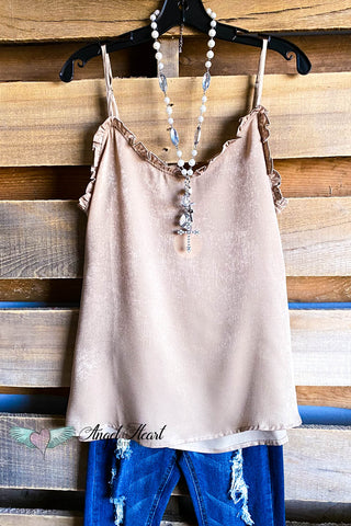 AHB EXCLUSIVE: Freely Me Vest - Dusty Rose - SALE