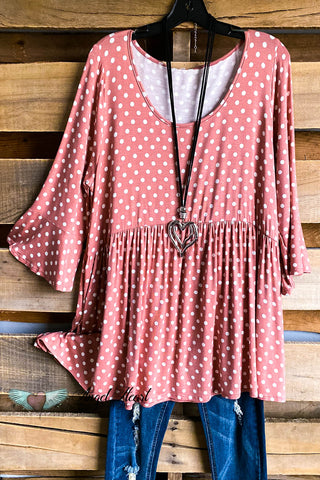 Better Than Yours Kimono - Red Mix  - SALE