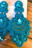 Clara Turquoise Earrings