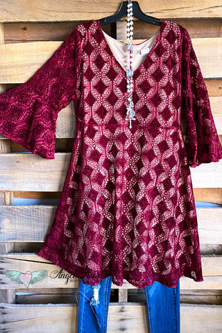 Seasons Change Tunic - Ivory