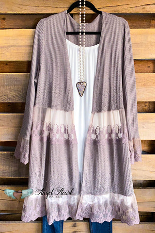 Feeling The Breeze Tunic - Blush