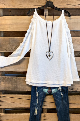 Sweet Intentions Top/Tunic - Taupe