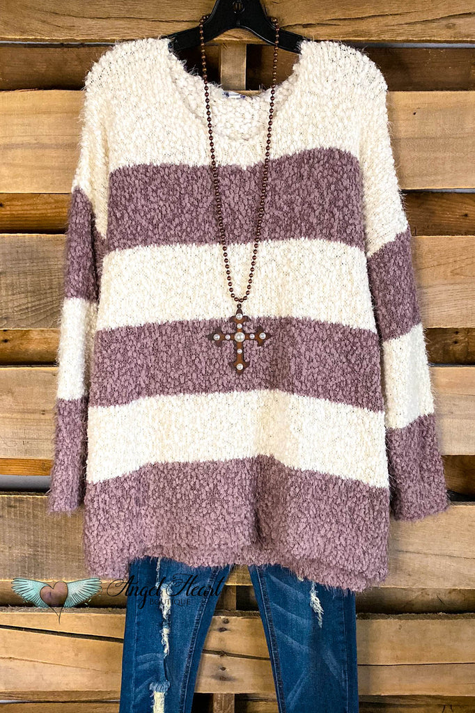 Cappuccino Morning Sweater - Mocha
