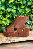 Step Above Wedges - Whiskey