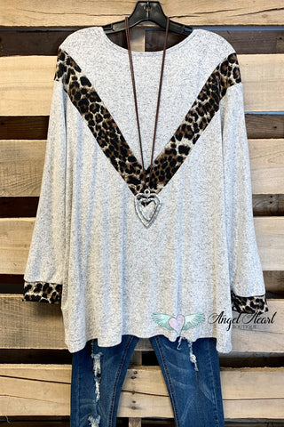 My Aztec Soul Top - Navy - SALE