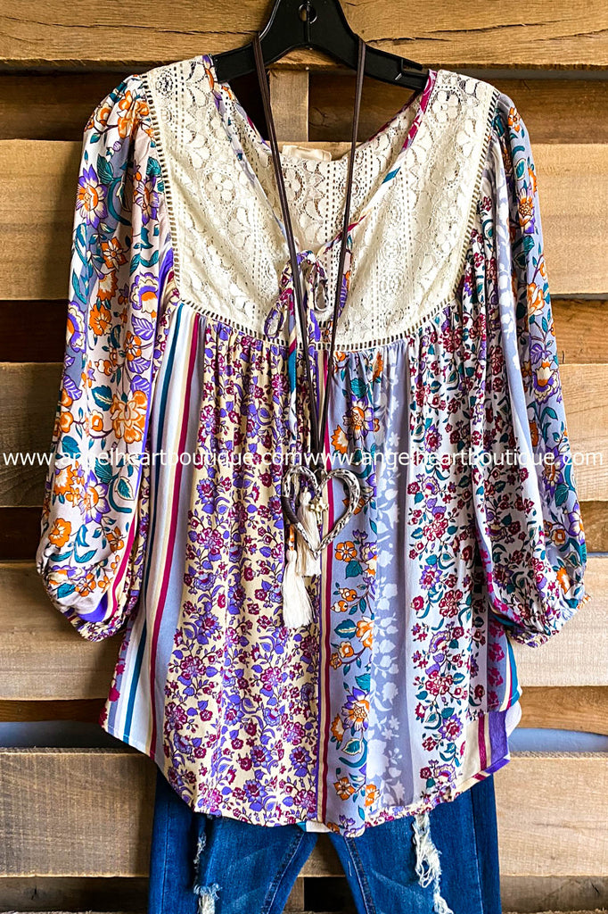 Heading Your Direction Tunic - SALE