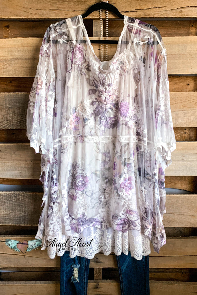 AHB EXCLUSIVE: Finding Perfection Kimono