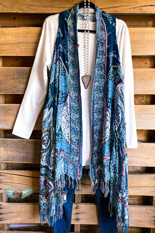 AHB EXCLUSIVE: Mind and Soul Vest - Multi
