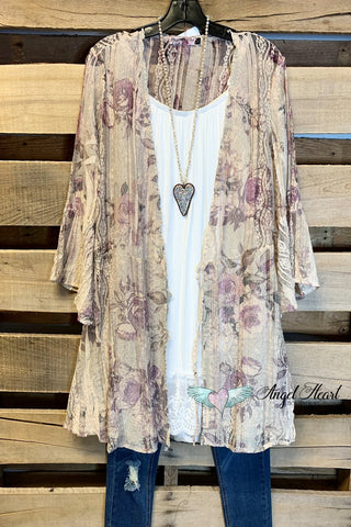 AHB EXCLUSIVE - Secret Garden Cardigan