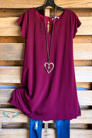 Blissful Love Top - Teal