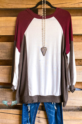 Dreaming of You Tunic - Gray