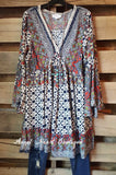 Can't Get Enough Dress - Sunset - Umgee - Tunic - Angel Heart Boutique  - 2