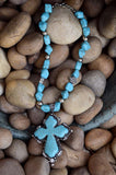 I Choose You Necklace - Turquoise