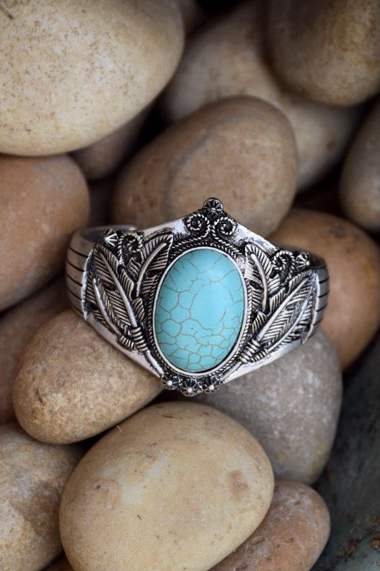 My Native Side Bracelet - Turquoise