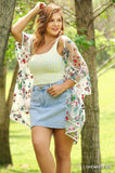 Sweet Summertime Cardigan - Off White [product type] - Angel Heart Boutique