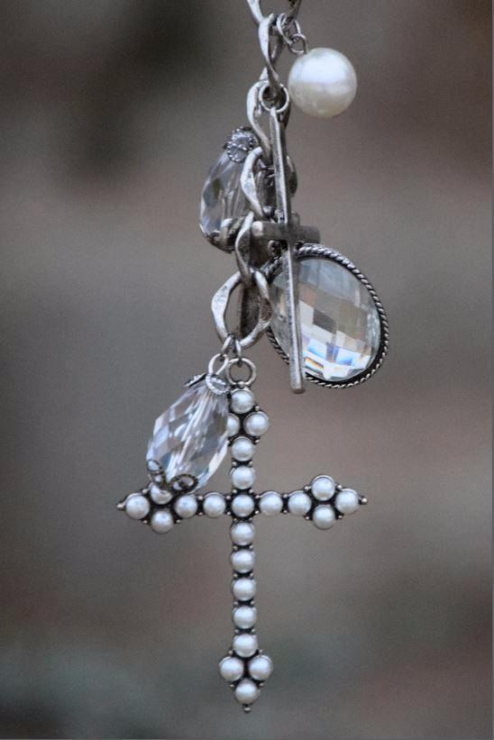 Like A Dream Necklace - Pearl [product type] - Angel Heart Boutique