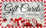 Gift Cards - Angel Heart Boutique - Gift Card - Angel Heart Boutique  - 1