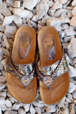 Wild Shine Flat - Pewter - (Only 6 & 5.5 Left) - Angel Heart Boutique - Shoes - Angel Heart Boutique  - 4