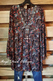 Like a Dream To Me Dress - Black - Umgee - Dress - Angel Heart Boutique  - 3