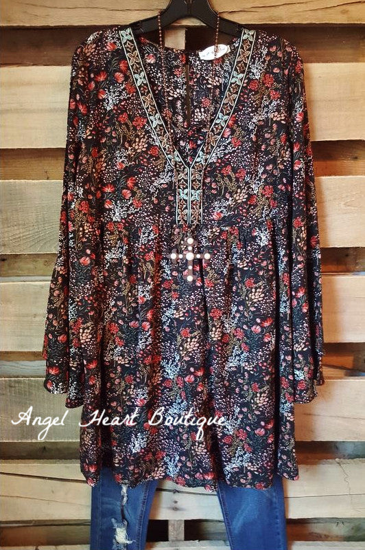 Like a Dream To Me Dress - Black - Umgee - Dress - Angel Heart Boutique  - 2