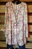 Like a Dream To Me Dress - Cream - Umgee - Dress - Angel Heart Boutique  - 2