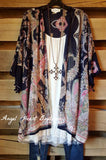 Feel The Wind Cardigan - Navy - Umgee - Cardigan - Angel Heart Boutique