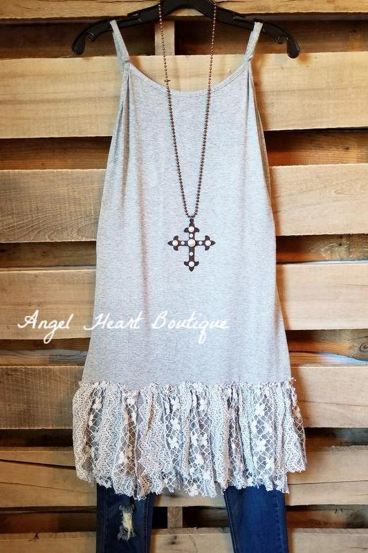 My New Favorite Extender - Grey [product type] - Angel Heart Boutique