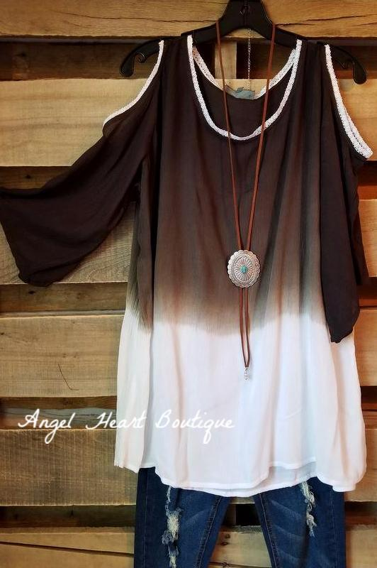 My Western Love Necklace - SALE [product type] - Angel Heart Boutique