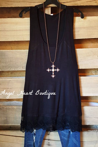 The Perfect Tank - Black