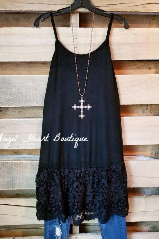The Most Beautiful Extender - Black [product type] - Angel Heart Boutique
