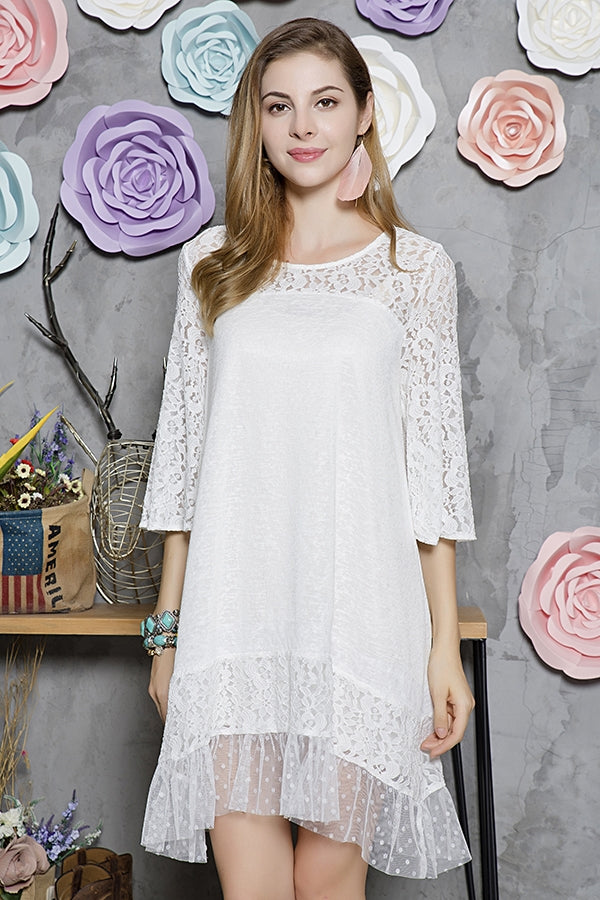 Definition of Class Tunic - White