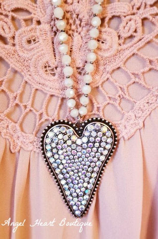 Leila Love Necklace