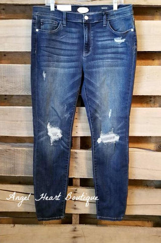 As Comfy As It Gets Jeans - Medium Wash