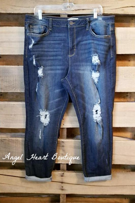 Lucky In Love Jeans