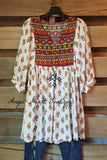 Navajo Moon Tunic - SALE - Angel Heart Boutique - Dress - Angel Heart Boutique  - 5