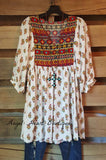 Navajo Moon Tunic - SALE - Angel Heart Boutique - Dress - Angel Heart Boutique  - 6