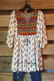 Navajo Moon Tunic - SALE - Angel Heart Boutique - Dress - Angel Heart Boutique  - 8