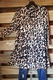 Love Your Wild Side Tunic - Leopard