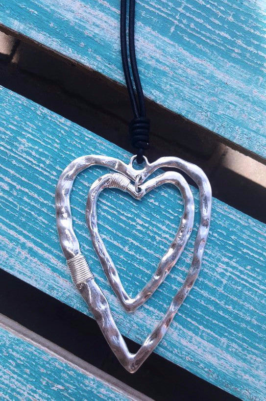 Chasing Love Necklace - Angel Heart Boutique - Necklace - Angel Heart Boutique  - 1