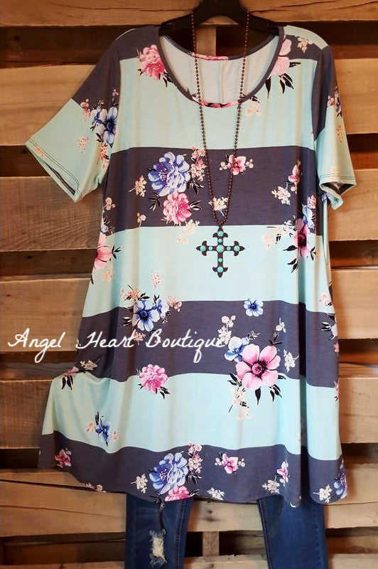 Say It Sweet Dress - Mint