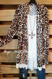 My Favorite Leopard Cardigan [product type] - Angel Heart Boutique