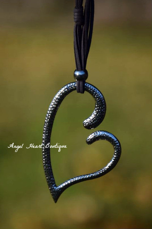Heart & Soul Necklace - Touch of Style - Necklace - Angel Heart Boutique  - 1