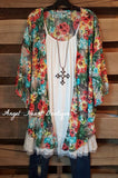 My Tropical Story Cardigan [product type] - Angel Heart Boutique