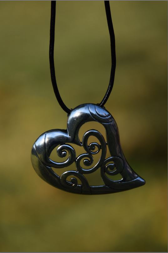 Curled Up In You Necklace - Touch of Style - Necklace - Angel Heart Boutique  - 2