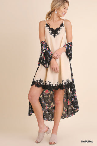 Days To Remember Dress - Cream - SALE