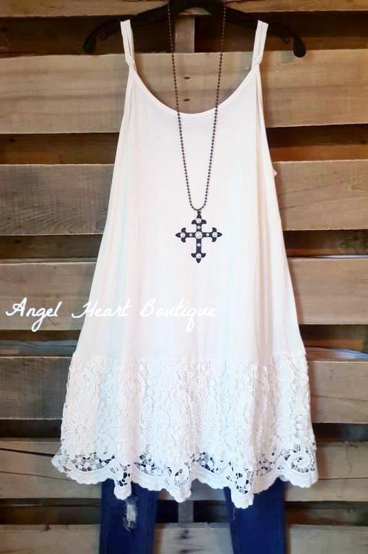 The Most Beautiful Extender - Off White [product type] - Angel Heart Boutique
