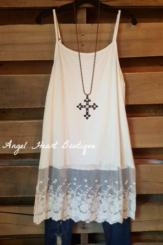 Marvelous Mesh Maxi Cardigan - Off White