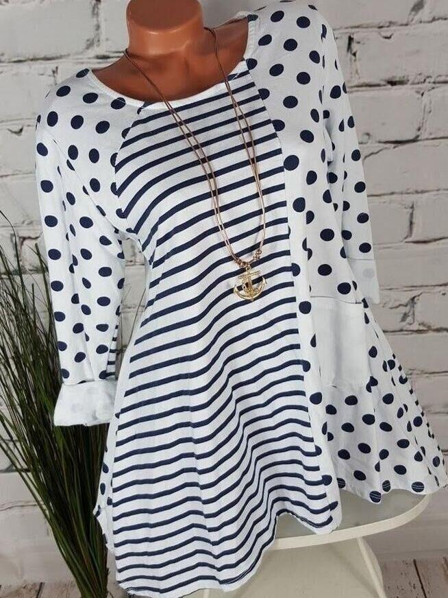 Nautical Love Top - White