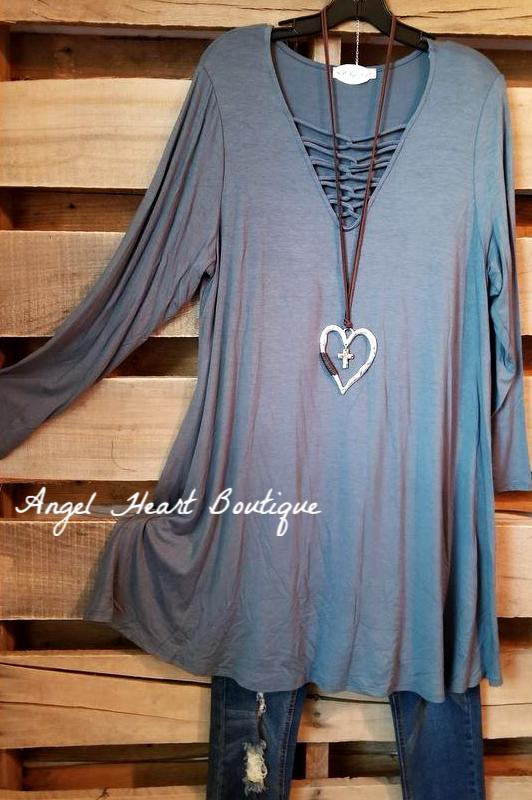 Chill Weekend Vibes - Olive [product type] - Angel Heart Boutique