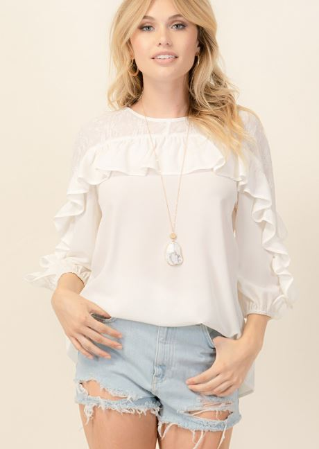 Best Of All Top - Ivory